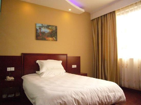 GreenTree Inn Shanghai Hongqiao Airport No.2 Express Hotel: 客房