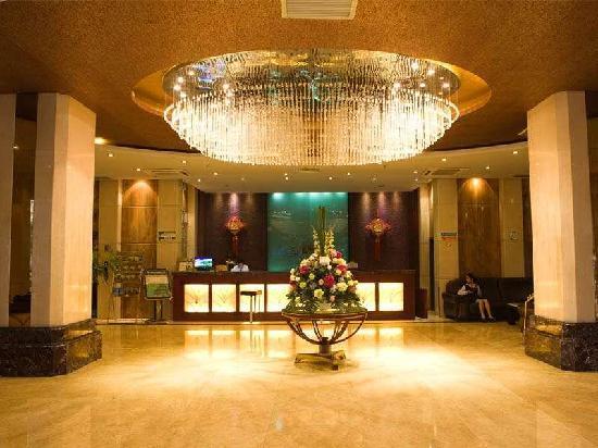 GreenTree Inn Zhuhai Jida Business Hotel