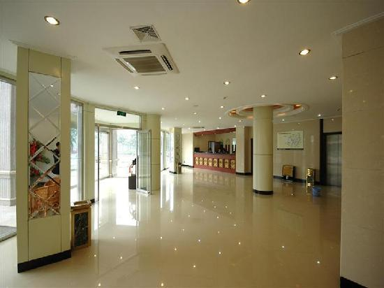 GreenTree Inn Tangshan Shengli Bridge Business Hotel: 大堂