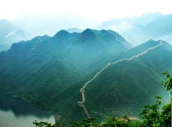 Miyun Xiangqing Home Inn: 长城风景