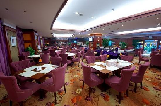 Mingdu International Hotel: 西餐厅