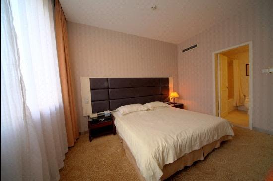 Jiacheng City Hotel: 普通单人间
