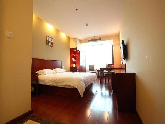 GreenTree Inn Binhai Zhongshi Middle Road Business Hotel: 客房