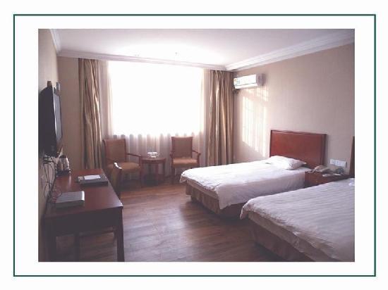 GreenTree Inn Jiangyan Bus Station Express Hotel: 客房