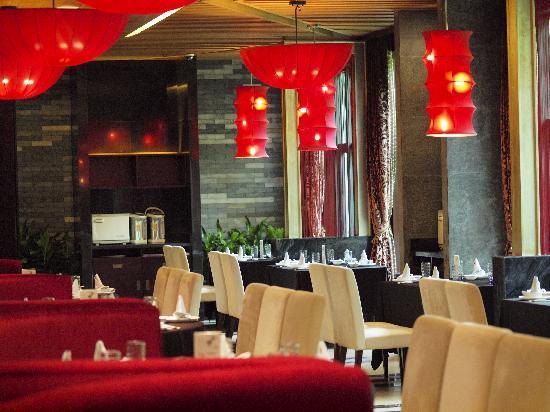 Hengda Hotel Qingyuan: 毛家饭店感觉不错