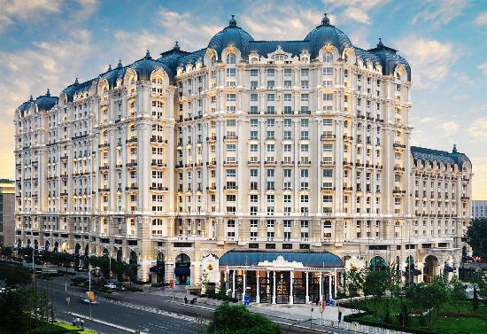 Legendale Hotel Beijing: 外景