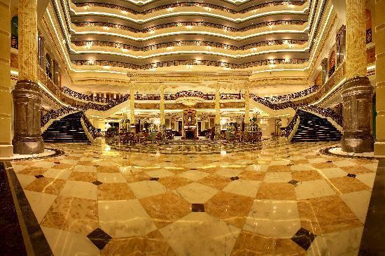 Legendale Hotel Beijing: 大堂