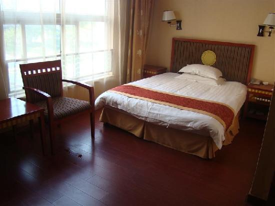 GreenTree Alliance Suzhou Loufen Hotel: 客房