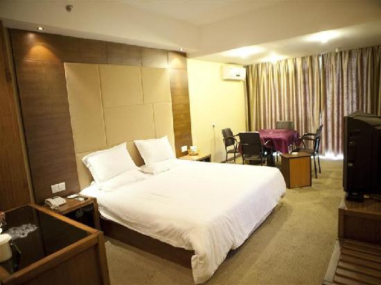 GreenTree Inn Tongxiang Puyuan Express Hotel : 客房