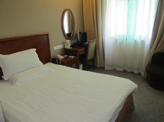 GreenTree Inn Suzhou Guanqian Street Business Hotel: 客房