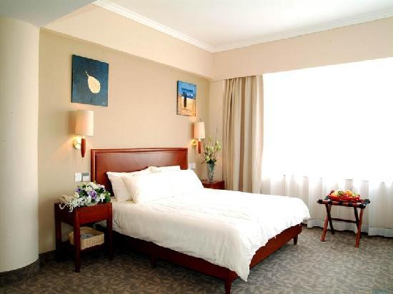 GreenTree Inn Yangzhou Geyuan Business Hotel