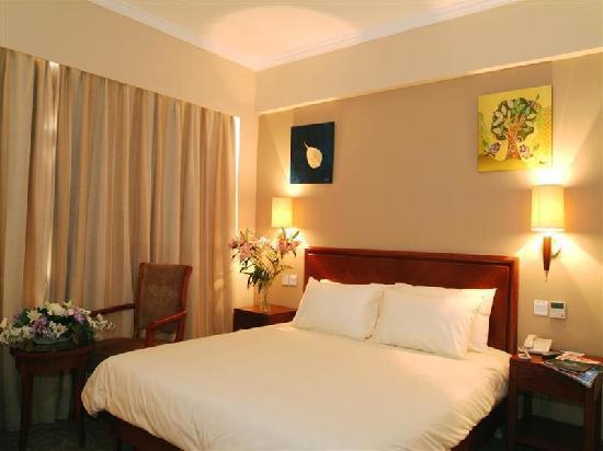 GreenTree Inn Nanjing Gulou Business Hotel