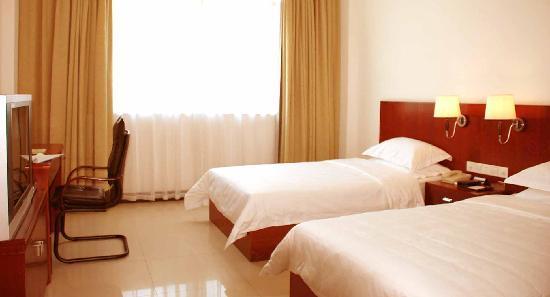 Nanhai Huimei Hotel: 副楼双人房