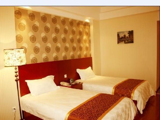 GreenTree Inn Jiuquan Century Square Business Hotel