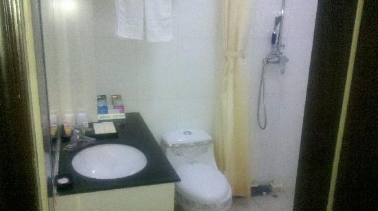 Xinlianxin Hotel: 厕所