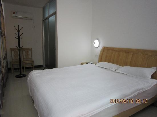 Jufuxuan Hostel: 豪华大床房