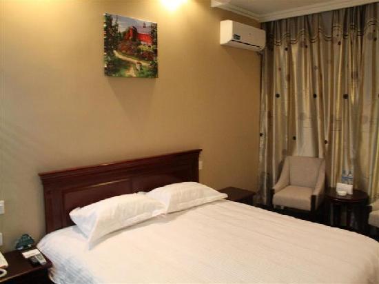 Lianhui Jujia Hotel Dalian Gangwan Plaza: 客房