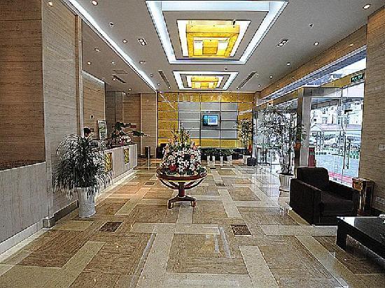 GreenTree Inn Suzhou Shilu Business Hotel