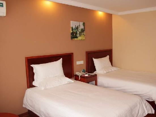GreenTree Inn Nantong Nanfang Market Business Hotel
