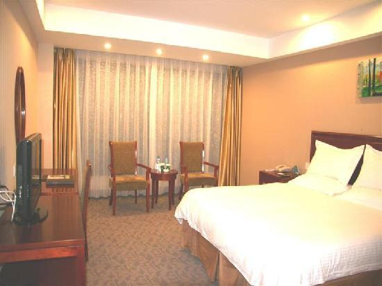 그린트리 인 우시 뉴 디스트릭트 에어포트 호텔