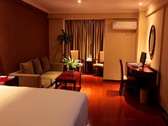 GreenTree Inn Xi'an Ximen Express Hotel