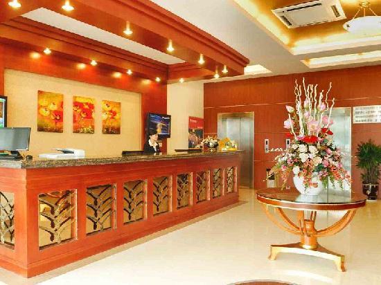 GreenTree Inn Nantong Haoxi Road Express Hotel