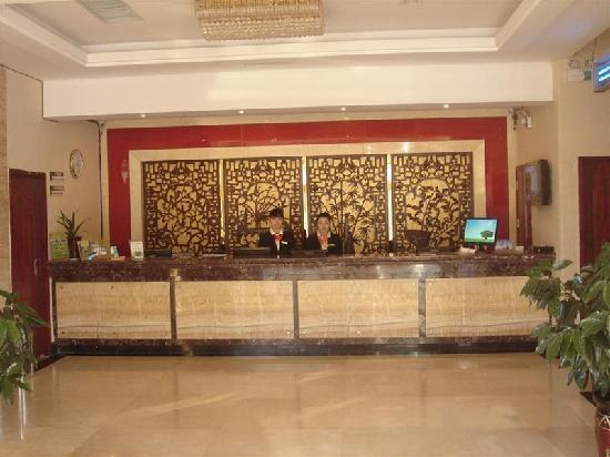 Green Tree Inn (Linyi Bus Station Express Hotel)