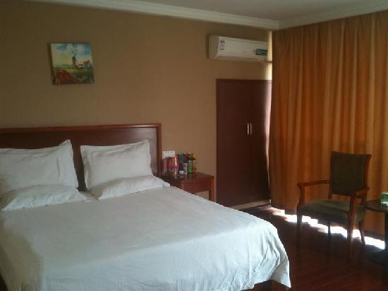 GreenTree Inn Nantong Hongming Square Express Hotel