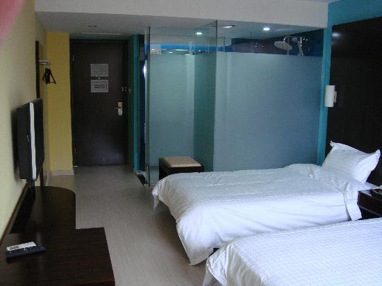 Super 8 Hotel Nanjing Shun Tian Presidential Palace: 标准间二