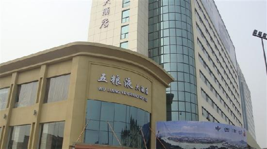 Photo of Wu Liang Ye Grand Hotel Chengdu
