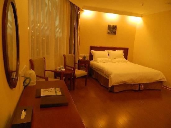 GreenTree Inn Zhangjiakou Gong'an Building Express Hotel