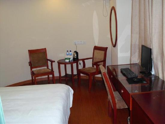 GreenTree Inn Wuxi Lingshan Scenic Area Express Hotel