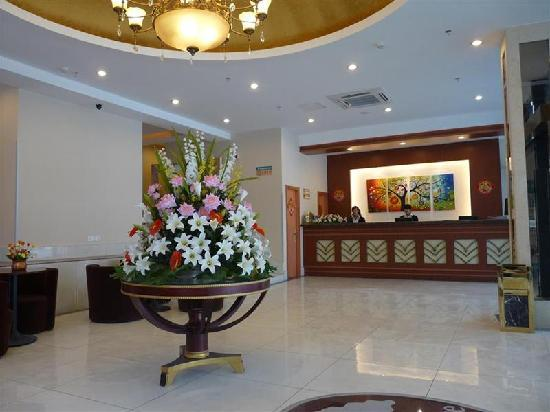 Warmly Hotel Suzhou Jinji Lake