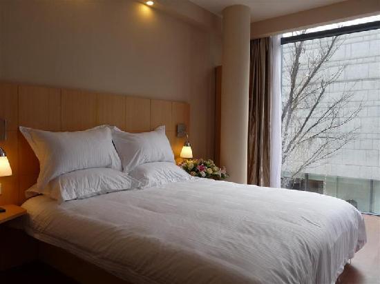 Warmly Hotel Suzhou Jinji Lake : 客房