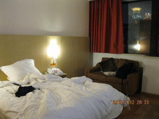 โรงแรมอัยบิสเซี่ยงไฮ้ยูการ์เดน: 大床房