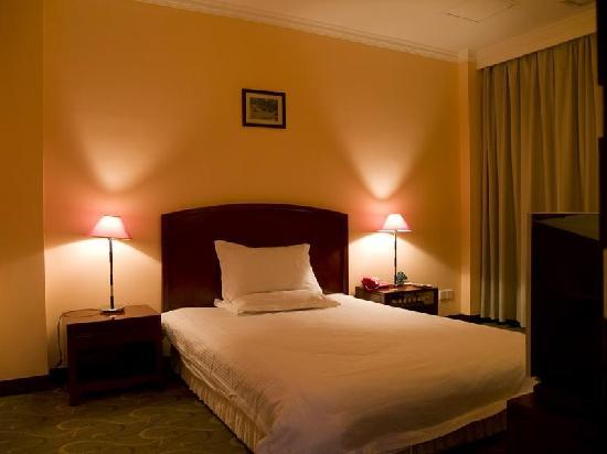 GreeTree Alliance Loudi Railway Station Hotel : 客房