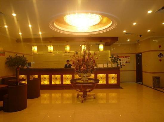 GreenTree Inn Wuxi Meiyuan Express Hotel