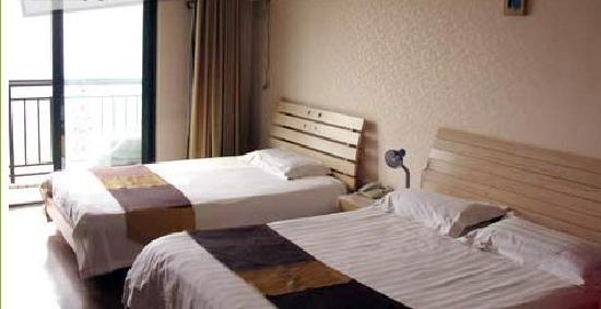 Zhong Huan Business Hotel: 双A