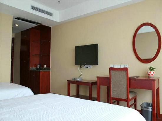 GreenTree Inn Rizhao East Haiqu Road Business Hotel