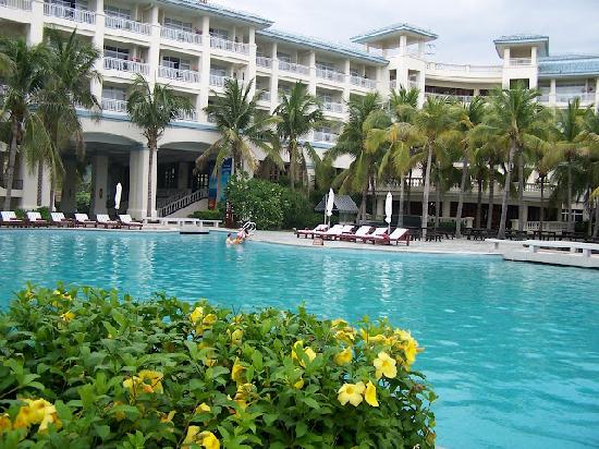International Asia Pacific Convention Center & HNA Resort Sanya : 海航1