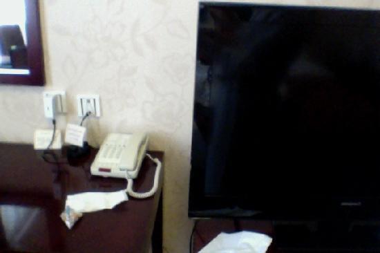 Rebcca Hotel: 房间2