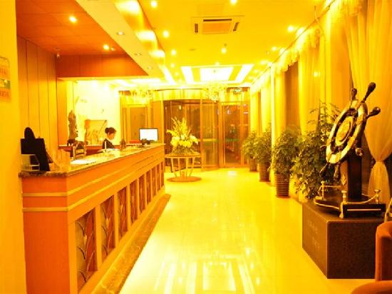 GreenTree Inn Hefei Huizhou Avenue Business Hotel