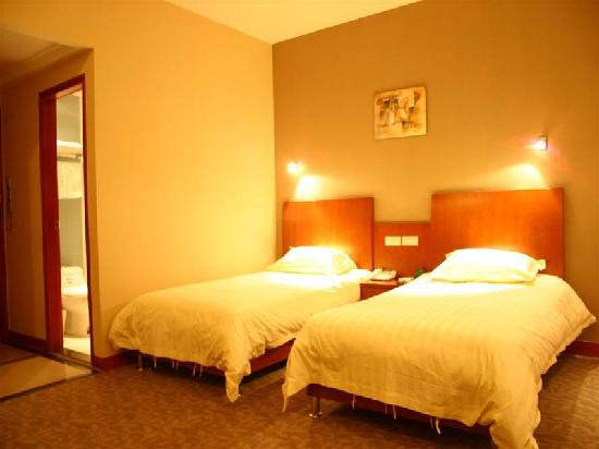 GreenTree Inn Hefei Huizhou Avenue Business Hotel: 客房