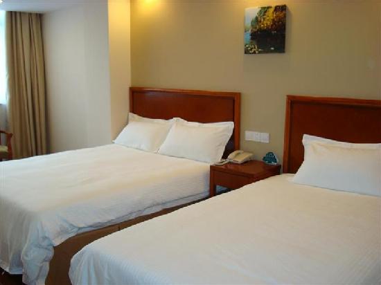 GreenTree Inn Taizhou East Meilan Road Business Hotel