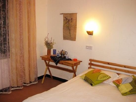 Qinghuaci Home Hostel : 大床房