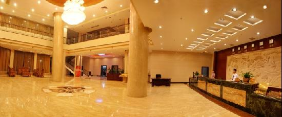 Guangli Hotel : 酒店大堂