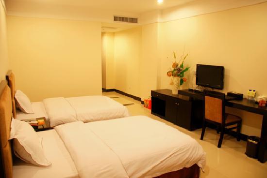 Guangli Hotel : 标准双人房