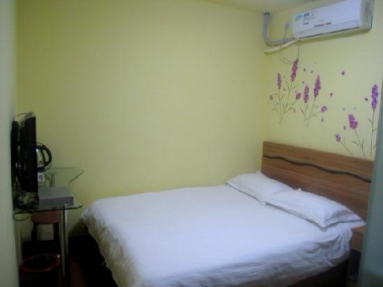 Mingshen Hotel : 大床