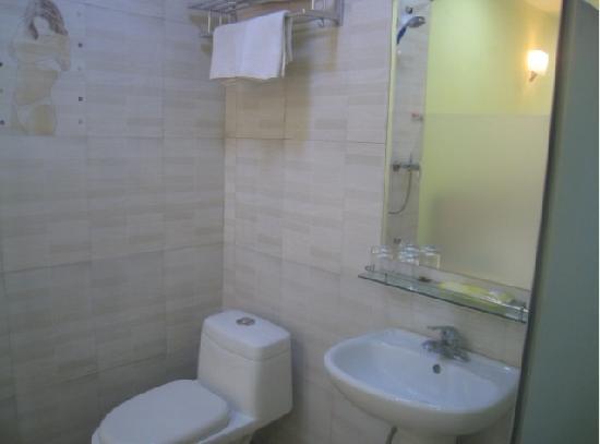 Mingshen Hotel : 厕所
