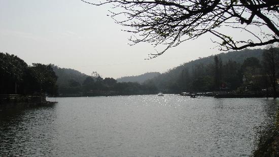 Mt. Guifeng National Forest Park : lake